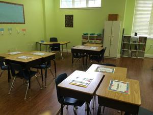 Alpine Academy Social Academic Classroom
