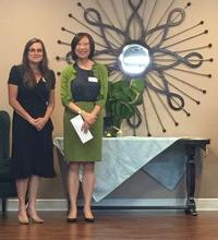 Alpine receives award from Oviedo Woman's Club